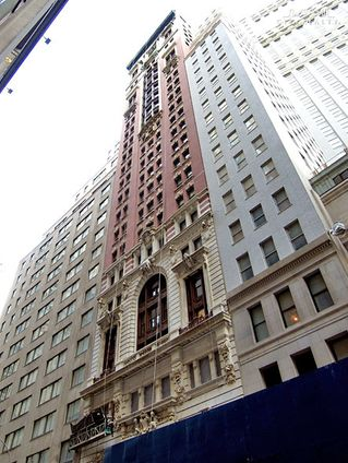 37 wall street nyc rental apartments cityrealty for 14 wall street 23rd floor