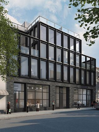 71 north 7th street nyc condo apartments cityrealty for Hotel design companies