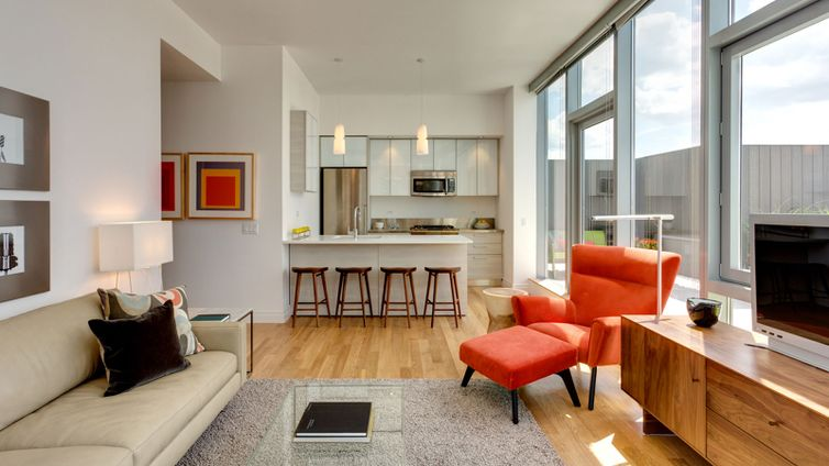 Mercedes House 550 West 54th Street Nyc Rental