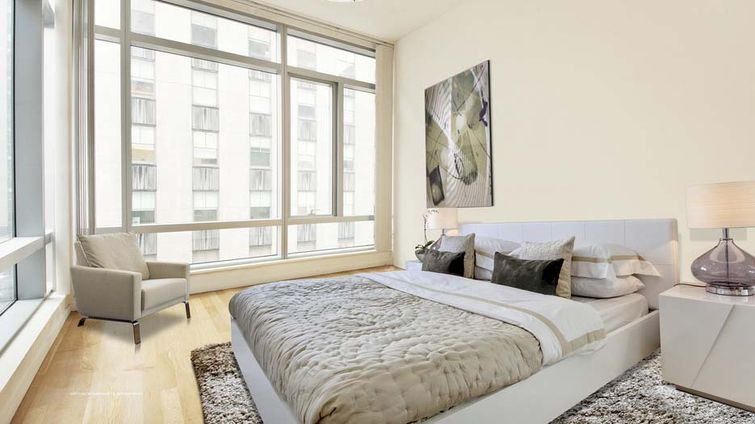The Centria 18 West 48th Street Nyc Condo Apartments
