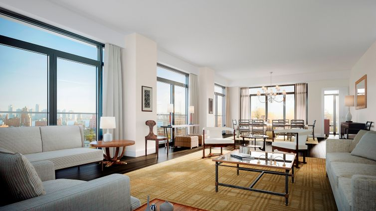 The greenwich lane 155 west 11th street nyc condo for Apartments for sale in greenwich village nyc