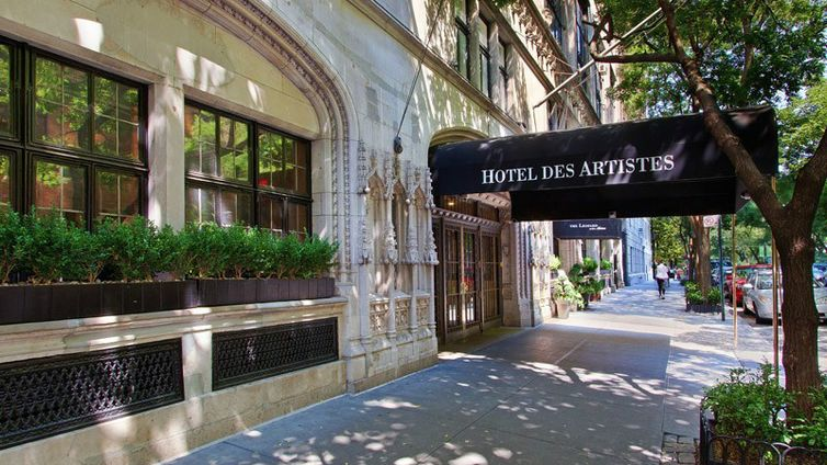 Hotel Des Artistes 1 West 67th Street Nyc Apartments