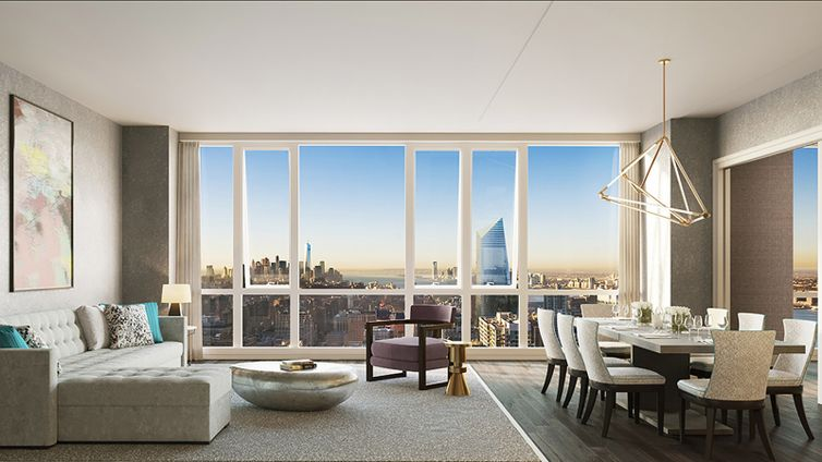 Manhattan View At MiMa, 460 West 42nd Street, NYC   Condo Apartments |  CityRealty
