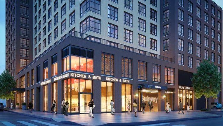 210 livingston street nyc rental apartments cityrealty for No fee apts nyc