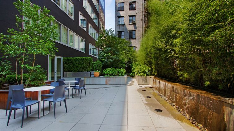Chelsea modern 447 west 18th street nyc condo for Chelsea nyc apartments for sale