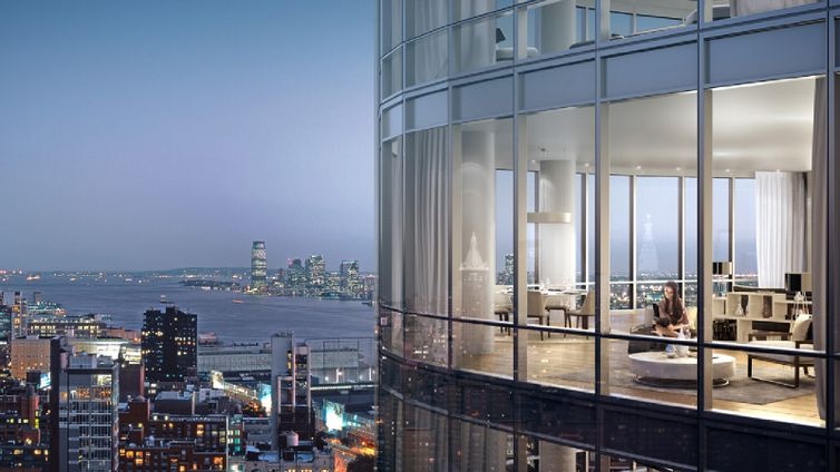 Fifteen hudson yards 15 hudson yards nyc condo for Condo for sale nyc