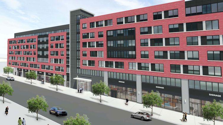 Apartment Building Astoria astoria central, 31-57 31st street, nyc - rental apartments