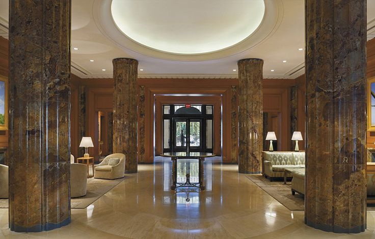 15 Central Park West - Main Lobby