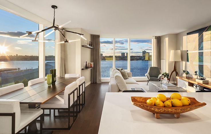Waterline Luxury Rentals - Open Concept - View on the Water
