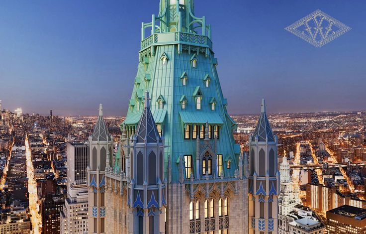The Woolworth Tower Residences - Exterior View - Building...