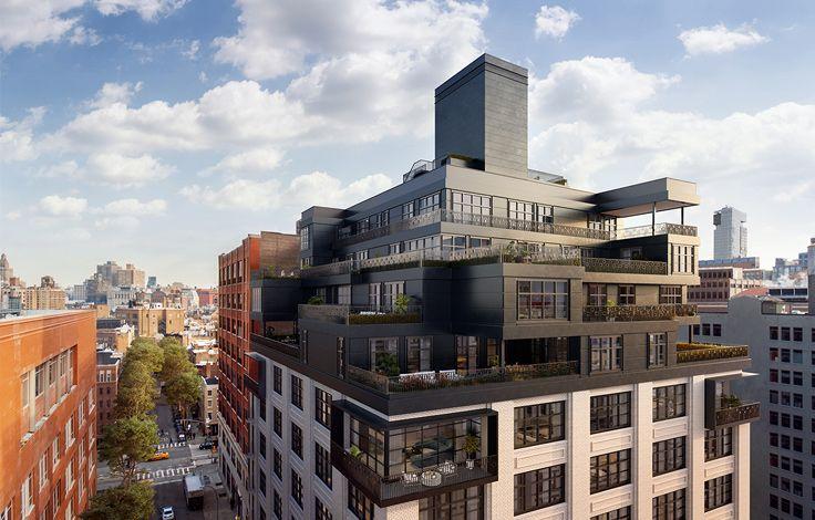 90 Morton - Building Top