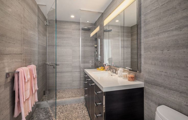 One Manhattan Square - Bathroom Showing