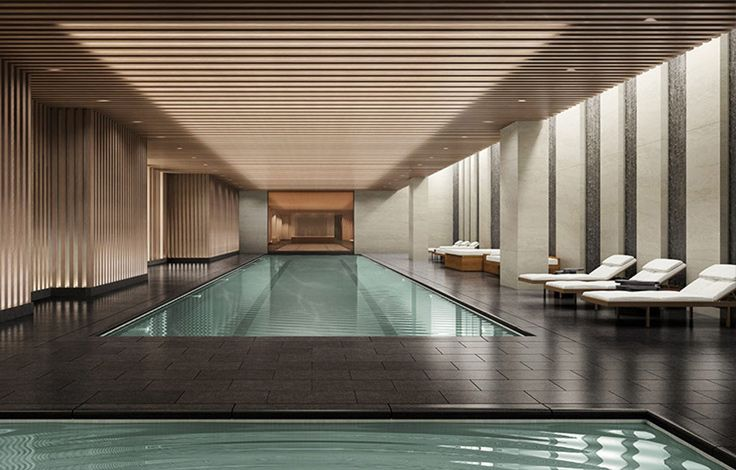 111 Murray Street Pool Rendering
