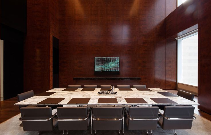 499 Park Avenue - Interior - Conference Room