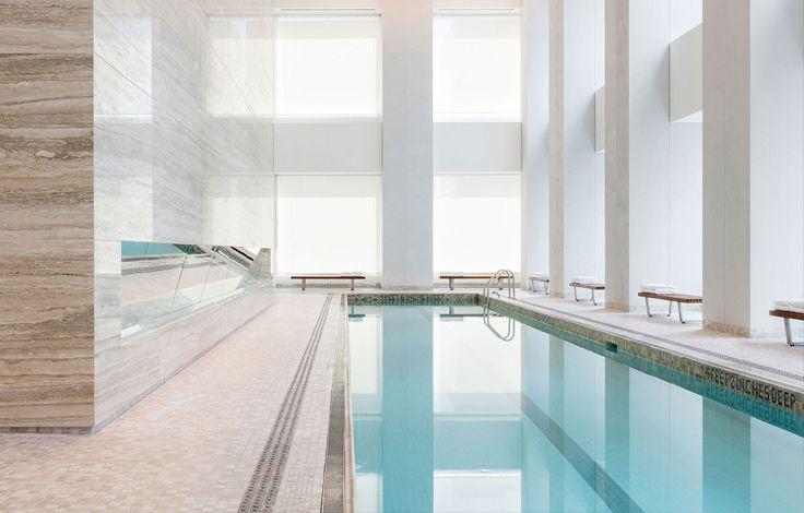 499 Park Avenue - Interior - Swiming Pool