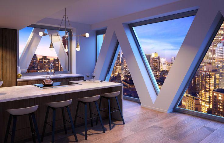 30 E 31 | Kitchen View