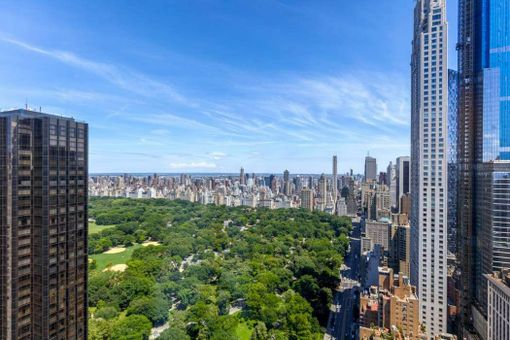 Trump International, 1 Central Park West, #33D
