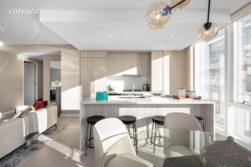 Waterline Square Luxury Rentals, 645 West 59th Street, #1603
