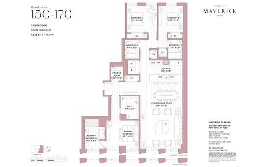 Maverick Chelsea, 215 West 28th Street, #15C