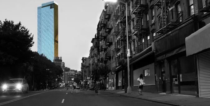 One Manhattan Square, 252 South Street, #58B