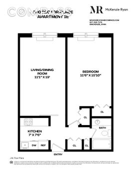 Battery Pointe, 300 Rector Place, #1E