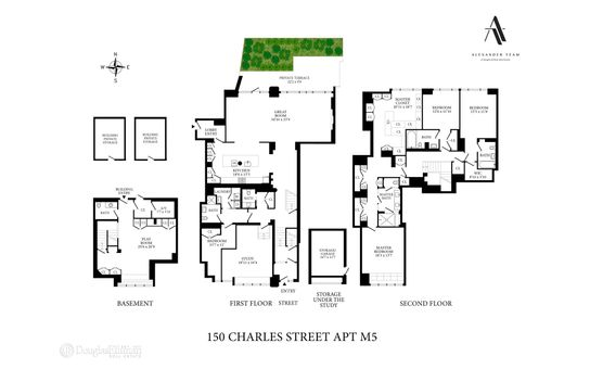 150 Charles Street, #M5
