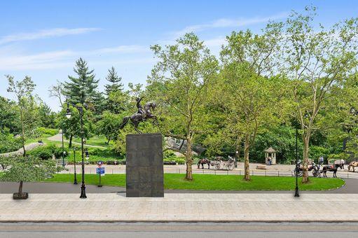 Trump Parc, 106 Central Park South, #3A