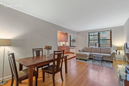 Gregory House, 222 East 35th Street, #4C