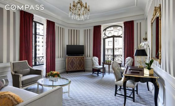 The St. Regis, 2 East 55th Street, #901
