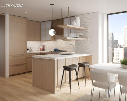 Parker West Condominium, 214 West 72nd Street, #Floor18