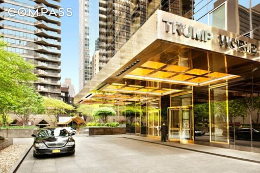 Trump World Tower, 845 United Nations Plaza, #83C