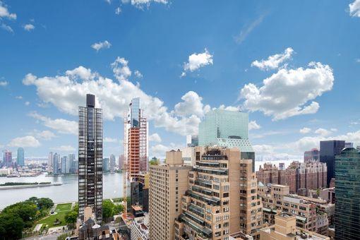 Dag Hammarskjold Tower, 240 East 47th Street, #35EF