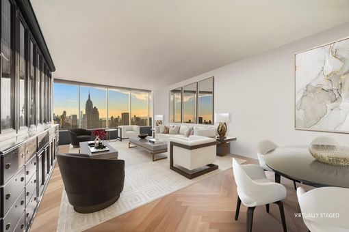 Olympic Tower, 641 Fifth Avenue, #49G