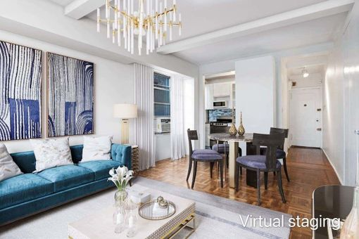 The Manchester, 145 West 79th Street, #8D
