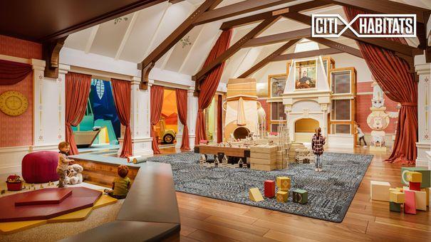 Waterline Square Luxury Rentals, 645 West 59th Street, #2204
