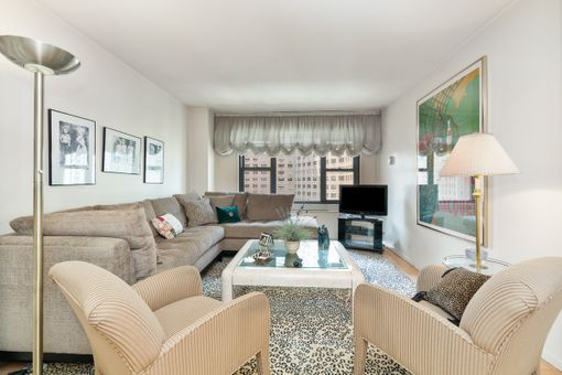 One Lincoln Plaza, 20 West 64th Street, #16T