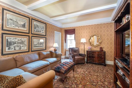 The Temple Court, 14 East 90th Street, #7E