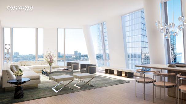 Waterline Square Luxury Rentals, 645 West 59th Street, #2701
