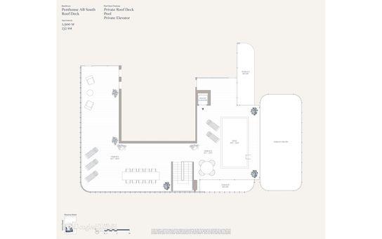 565 Broome SoHo, 565 Broome Street, #PHSOUTH