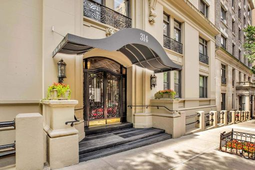 The Chateaux, 314 West 100th Street, #1