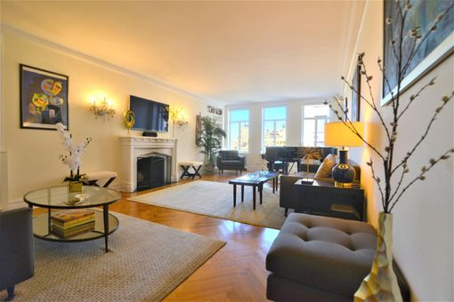 The Beresford, 211 Central Park West, #8J