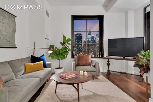 Stella Tower, 425 West 50th Street, #15A