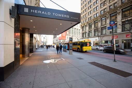 Herald Towers, 50 West 34th Street, #16C5