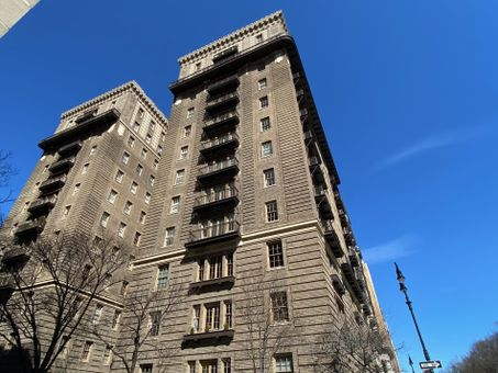 Harperley Hall, 41 Central Park West, #9G
