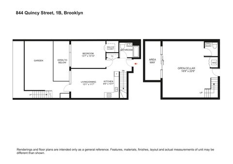 844 Quincy Street, #1B