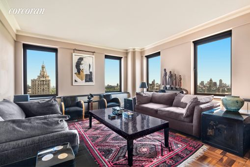 The Majestic, 115 Central Park West, #28EF