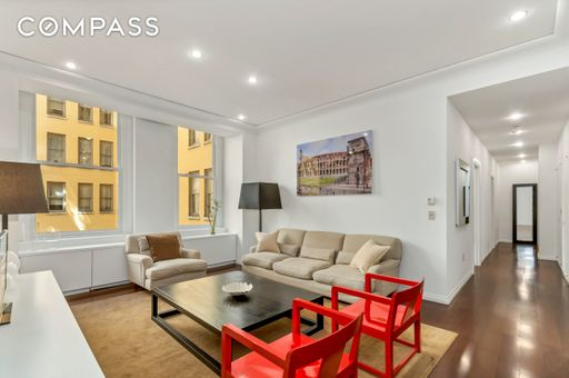 Cipriani Club Residences, 55 Wall Street, #605