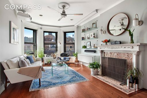 The Amherst, 111 West 82nd Street, #4A