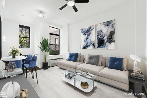 The Savoy West, 555 Lenox Avenue, #1D