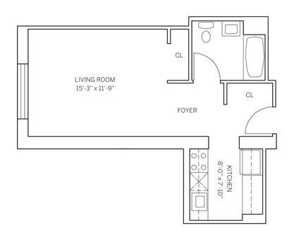 Lincoln at Newport, 204 10th Street, #221